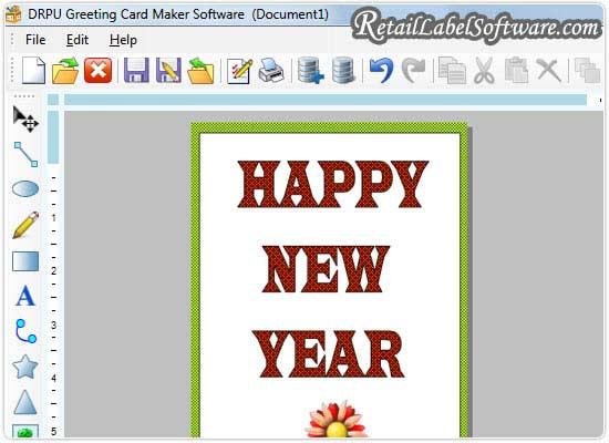Windows 7 Software Greeting Card Maker 8.2.0.1 full