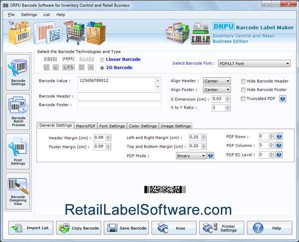 Retail label software full windows 7 screenshot windows for Retail design software